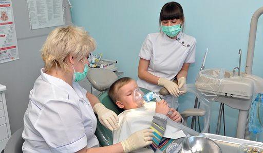 Общая анестезия при лечении зубов