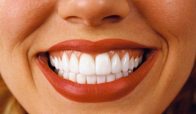 Оголяются зубы