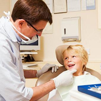 молочные зубы методы лечения
