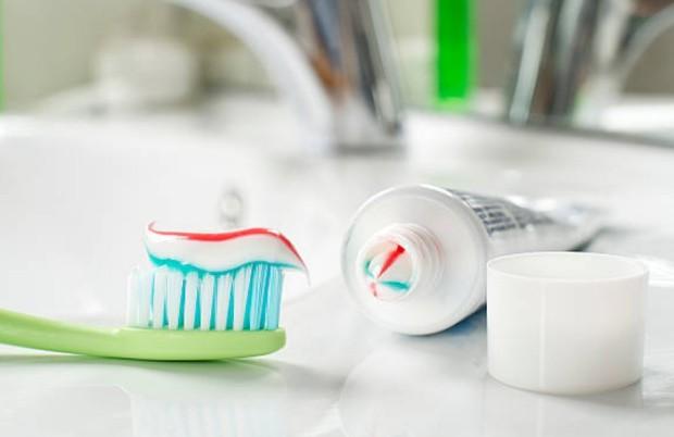 Зубная паста выбор